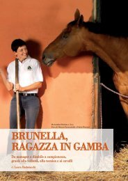 BRUNELLA, RAGAZZA IN GAMBA - Volontariato Lazio