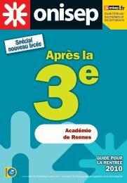 académie de rennes - Nadoz.org