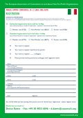 Programme and Registration Form - EUConsult - Page 4