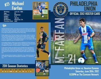PHILADELPHIA PHILADELPHIA - Philadelphia Union
