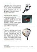 Newsletter Nr. 1, April 2013 - Caligari Golf Equipment AG - Page 2