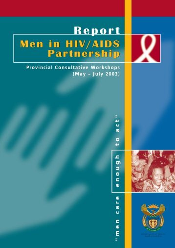 Men in HIV/AIDS - POLICY Project