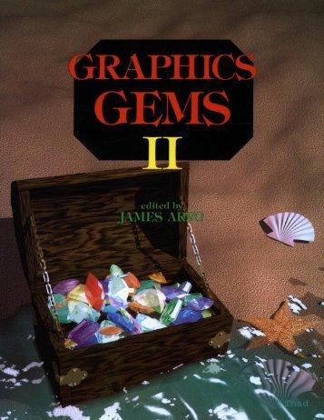 Graphics Gems II - bib tiera ru static