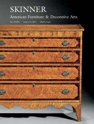 Skinner, American Furniture and Decorative Arts