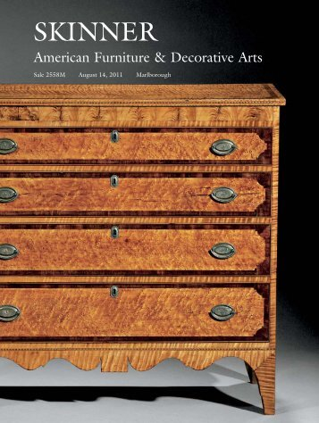 Skinner, American Furniture and Decorative Arts