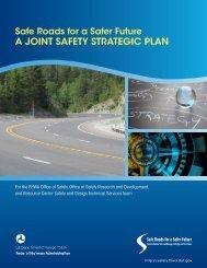 A Joint SAFety StRAtegic PlAn - FHWA Safety Program - U.S. ...