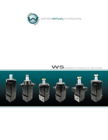 WS - White Drive Products, Inc.