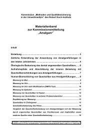"""Materialienband zur Kommissionsmitteilung """"Amalgam"""" - edoc - RKI"""