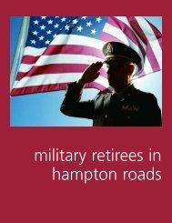 Military Retirees In Hampton Roads - Old Dominion University