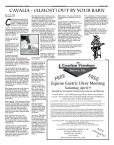 March 2011 - The Valley Equestrian Newspaper - Page 2