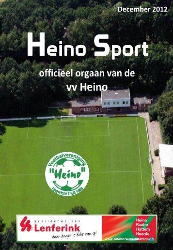 December 2012 - Heino