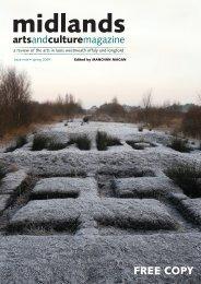 2009 Spring Midlands Arts Culture.pdf - Register.ie
