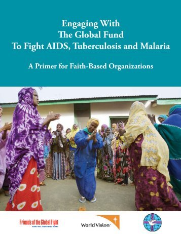 Engaging With The Global Fund To Fight AIDS, Tuberculosis and ...