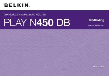 PLAY N450 DB - Belkin