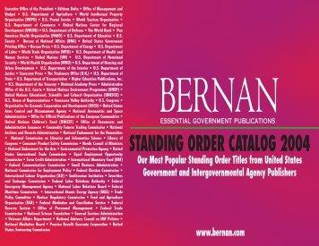 Visit Bernan's