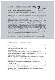 2012, Volume 18 N°2 - Centre d'études et de recherches ...