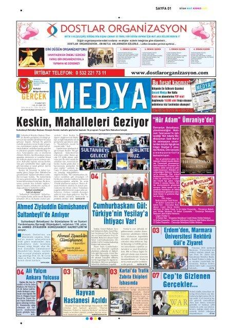 Keskin Mahalleleri Geziyor Gercek Medya Gazetesi