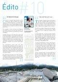 # 10 • TRIMESTRIEL • MaI 2011 - Centre Hospitalier de Polynésie ... - Page 2