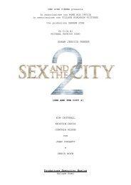 SARAH JESSICA PARKER (SEX AND THE CITY 2) KIM CATTRALL ...