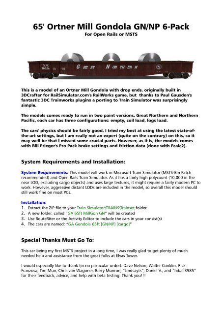 System Files Train Simulator Get Help And Advice