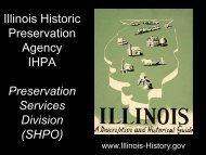 Historic Preservation as an Economic Development Tool, Mike ...