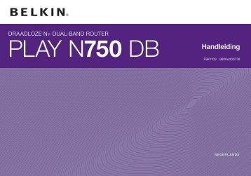 PLAY N750 DB