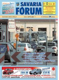 M ZAIK - Savaria Fórum