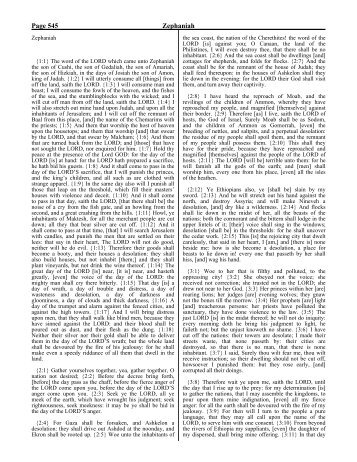 The King James Holy Bible - Ieterna.org