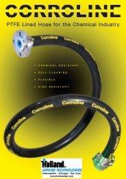 Download Corroline Brochure - Holland Applied Technologies