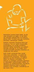 Fakti par narkotikām - Health Promotion Unit - Page 5