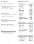 Budget at a Glance FY 2011 - Cobb County Government - Page 4