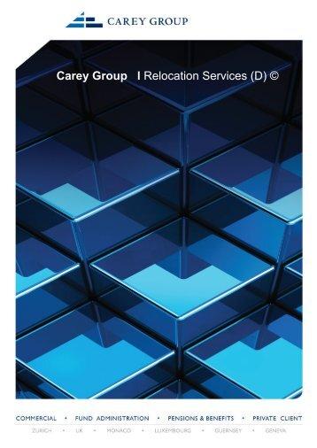 Carey Group l Relocation Services (D) ©