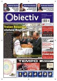 Traian Băsescu a dezvelit statuia Reginei Maria Traian ... - Obiectiv