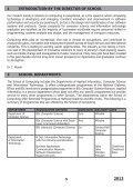 School of Computing prospectus 2012 - Walter Sisulu University - Page 7