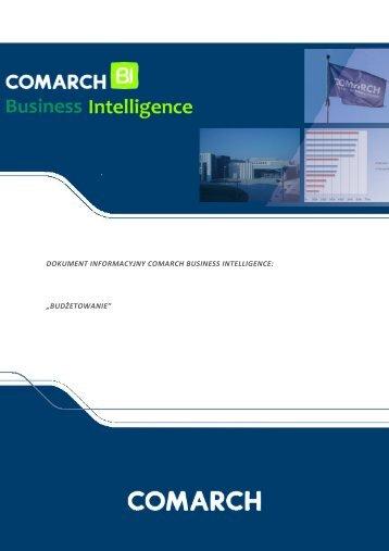 budżetowanie - Comarch