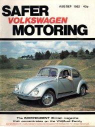 Download 1981 VW Westfalia T3 Vanagon Full Owners Manual