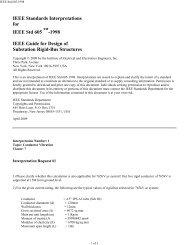 IEEE Std 605-1998 - The IEEE Standards Association