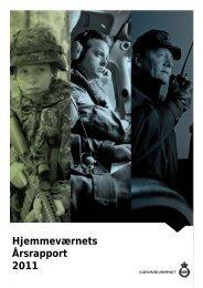 Årsrapport 2011, endelig udgave, 10 APR 2012 - Forsvarsministeriet