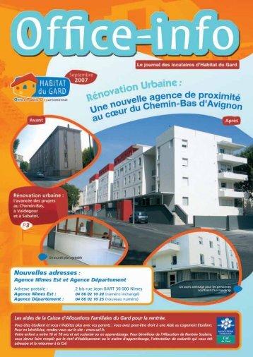 Lire ce journal - Habitat du Gard