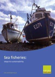 NE Sea Fisheries - Steps to Sustainability - FCRN