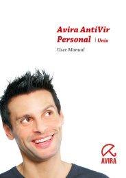 Avira Antivir Personal (UNIX)