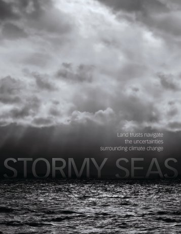 Stormy Seas- Land Trusts and Climate Change.pdf