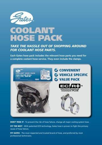 Coolant Hose Pack Brochure