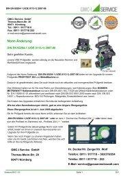 Upgrade - GMC-I Service GmbH