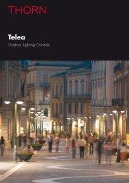 Telea Central Server - THORN Lighting