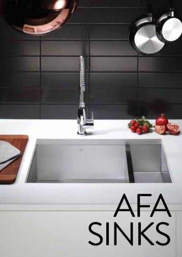 Bathrooms | Brochures | Posh | Sinks & Troughs - Reece