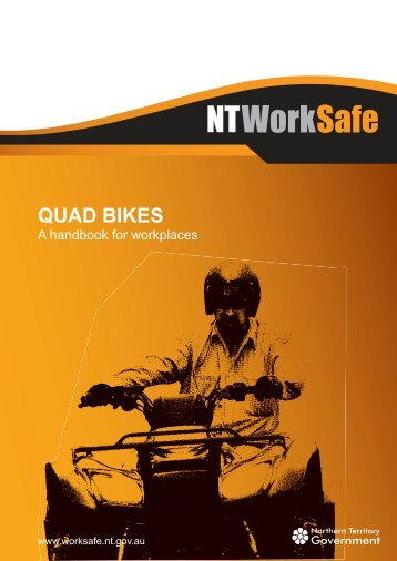 Quad Bikes - NT WorkSafe