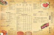 Menu - PDF - Rosati's Pizza