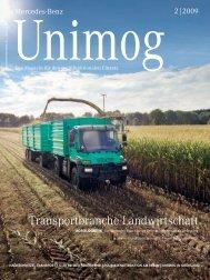 Transportbranche Landwirtschaft