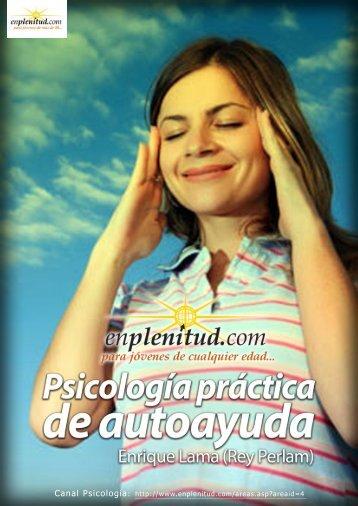 Psicología práctica de autoayuda - Enplenitud.com